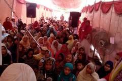 Khatam-e-Quran Mehfil at KMC Trust 20Ramzan2015